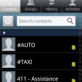 Click on the image to see `How to add new contact to android phone?`
