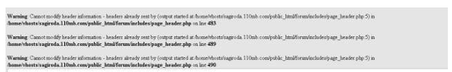 """WordPress kurulumunda """"Warning: Cannot modify header information – headers already sent by"""" hatası ile karşılaşırsanız […]"""
